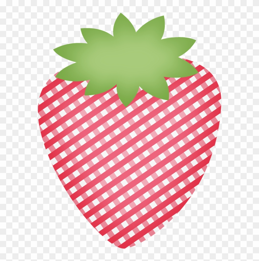Say Hello - Pink Strawberry Clipart #363399