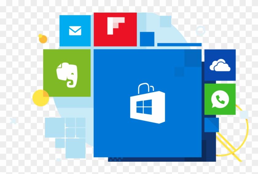 Cara Mengatasi Aplikasi Yang Tidak Bisa Dibuka Di Windows - Microsoft Windows Store - Pc #363443