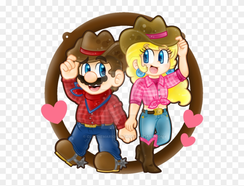 Hey There, Cowboy - Mario Party 2 Western Land Cowboy #363951