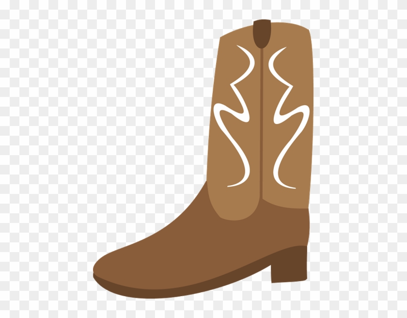 Wild West Party, Indian Patterns, Cowboy Party, Western - Cowboy Boot #364469