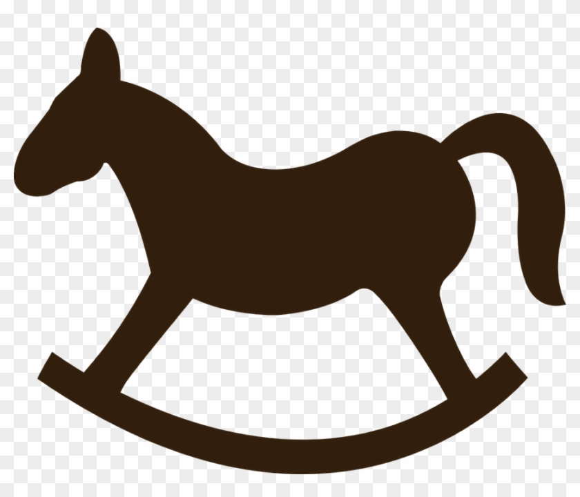 Rocking Horse Clipart #364601