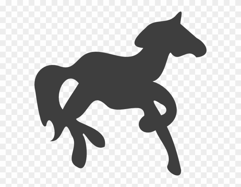 Carousel Horse Clipart #365171