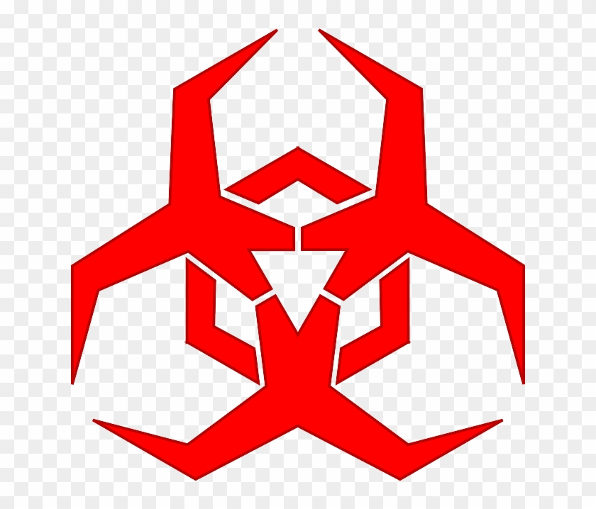 Top Trojan Virus Computer Threat - Hazard Symbols - Free