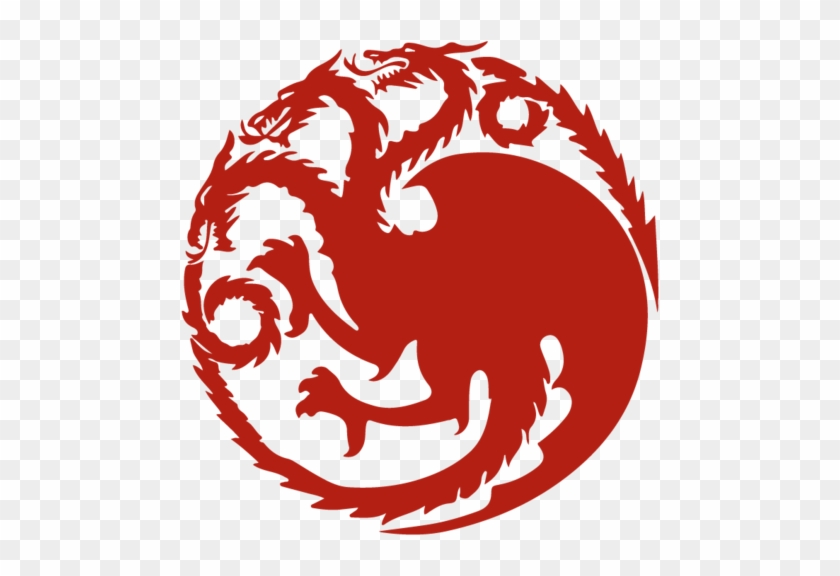 House Targaryen Transparent Png - Game Of Thrones Four Houses #365229