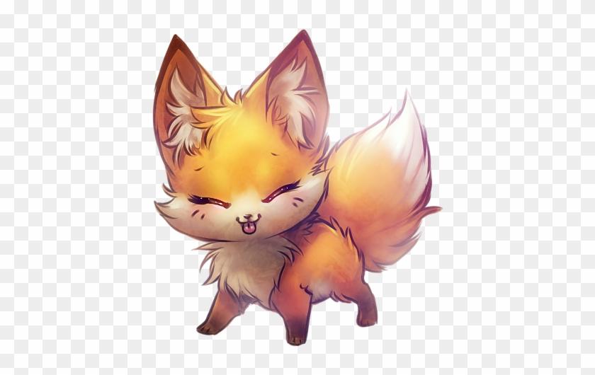 Petit Bebe Renard Trop Chou Plus Cute Fennec Fox Drawing Free Transparent Png Clipart Images Download