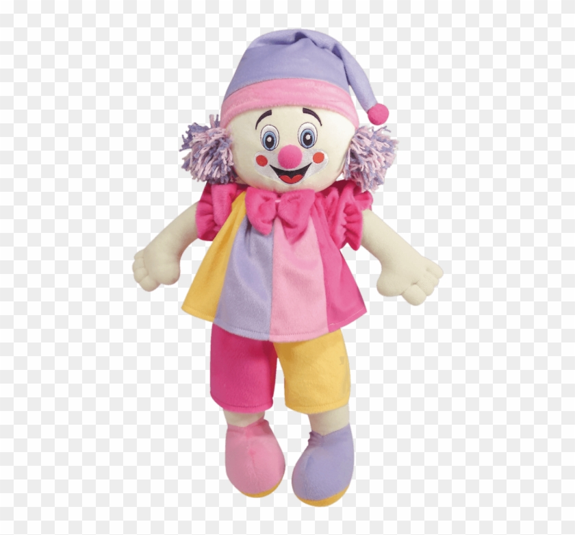 Boneca Palhaça Menina - Boneca Palhaça Menina #366107