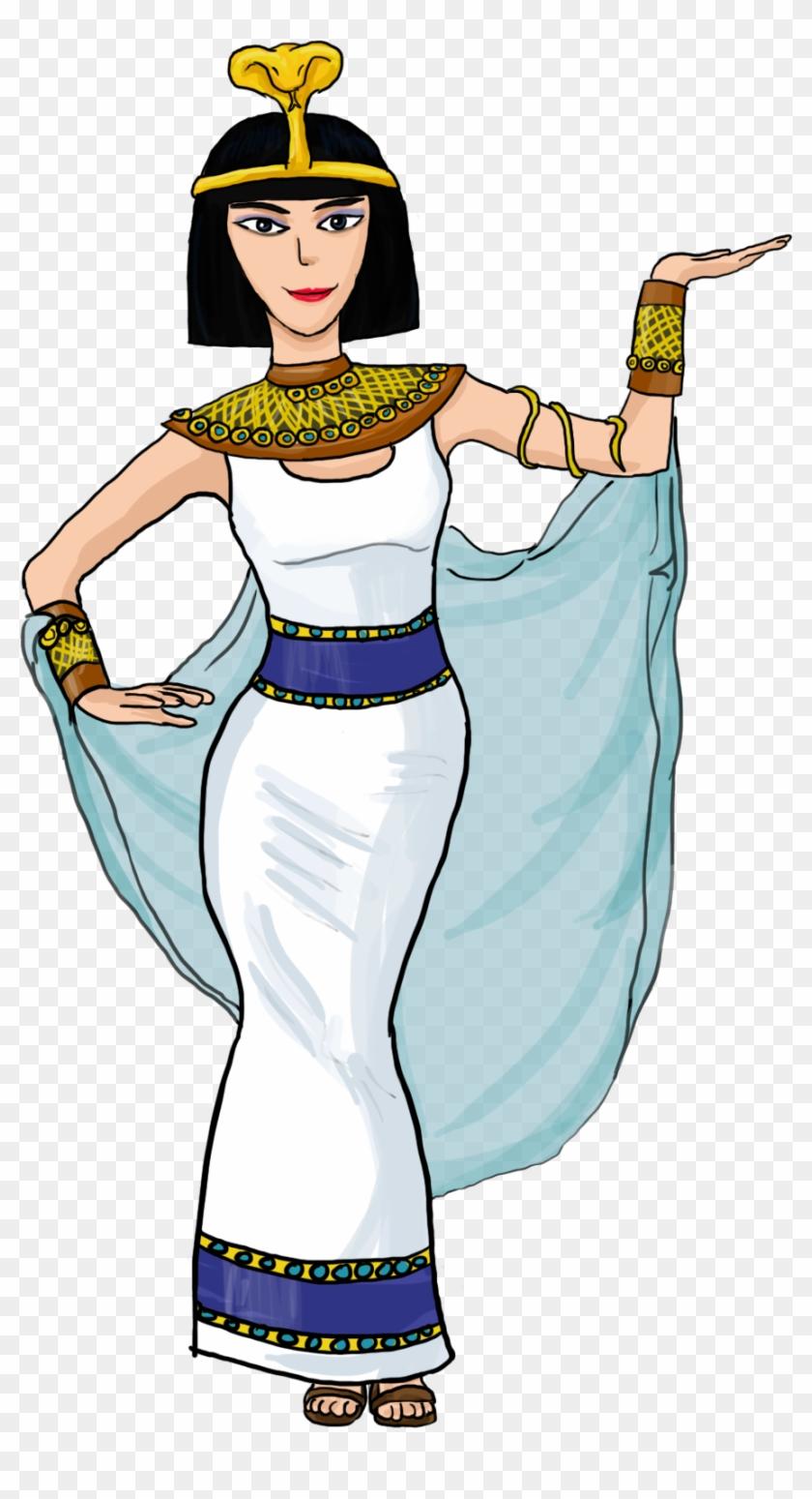 Princess Clipart Ancient Egyptian - Pharaoh Clip Art #366196