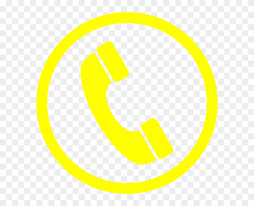 Phone Clip Art At Clker - Telephone Icon Png White #366840