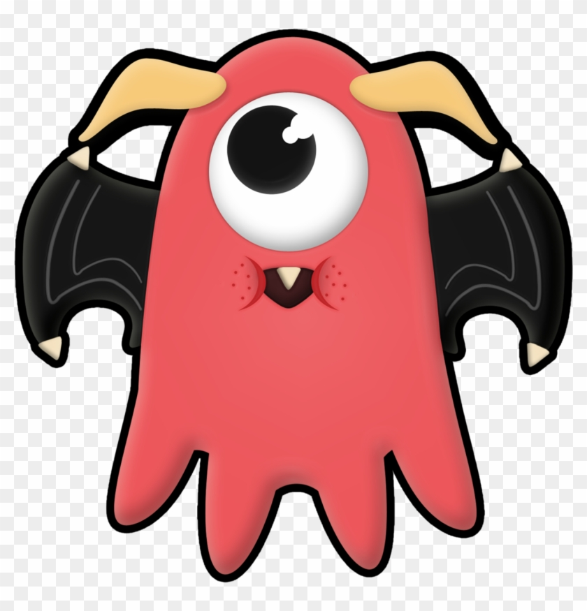 Happy Monster Clipart - Cute Monsters #366916