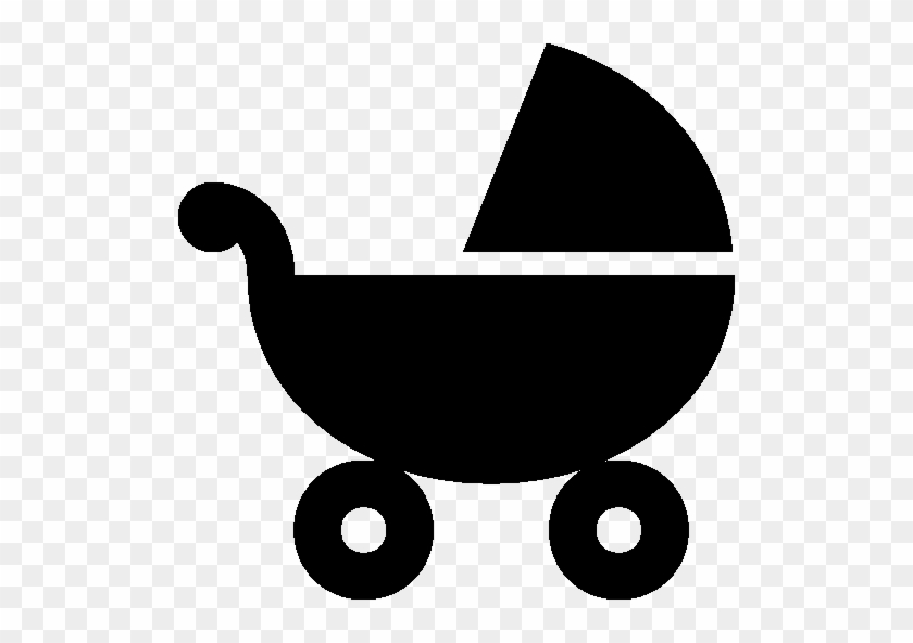 Baby Stroller Icon - Baby Stroller Icon Png #367014