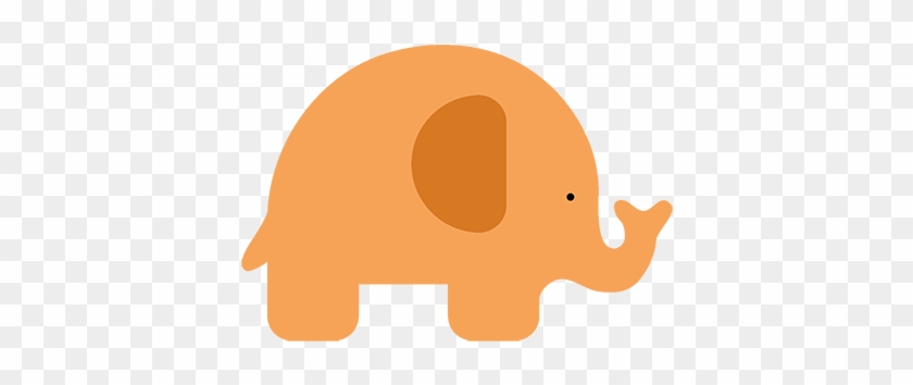 Elephant Baby Shower Baby Elephant Silhouette Png Free