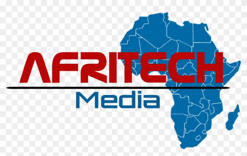 Afritech Media Afritech Media - Africa Map Black #367931