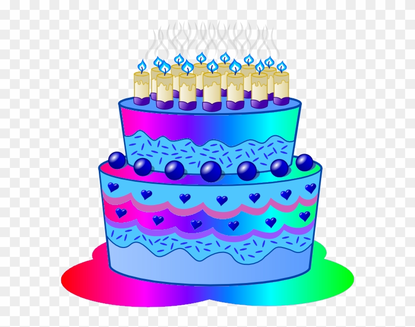 Birthday Cake Clip Art Free Clipart Images 5