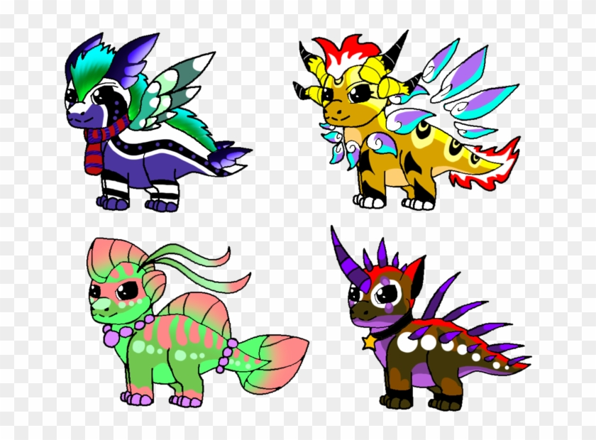 Images Of Baby Dragons - Dragon #368612