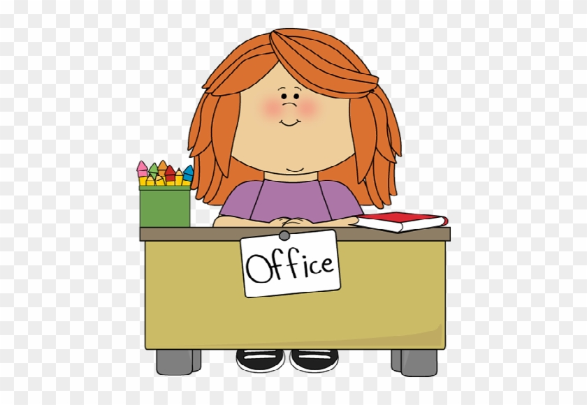 School Secretary - School Office Clipart - Free Transparent PNG Clipart  Images Download