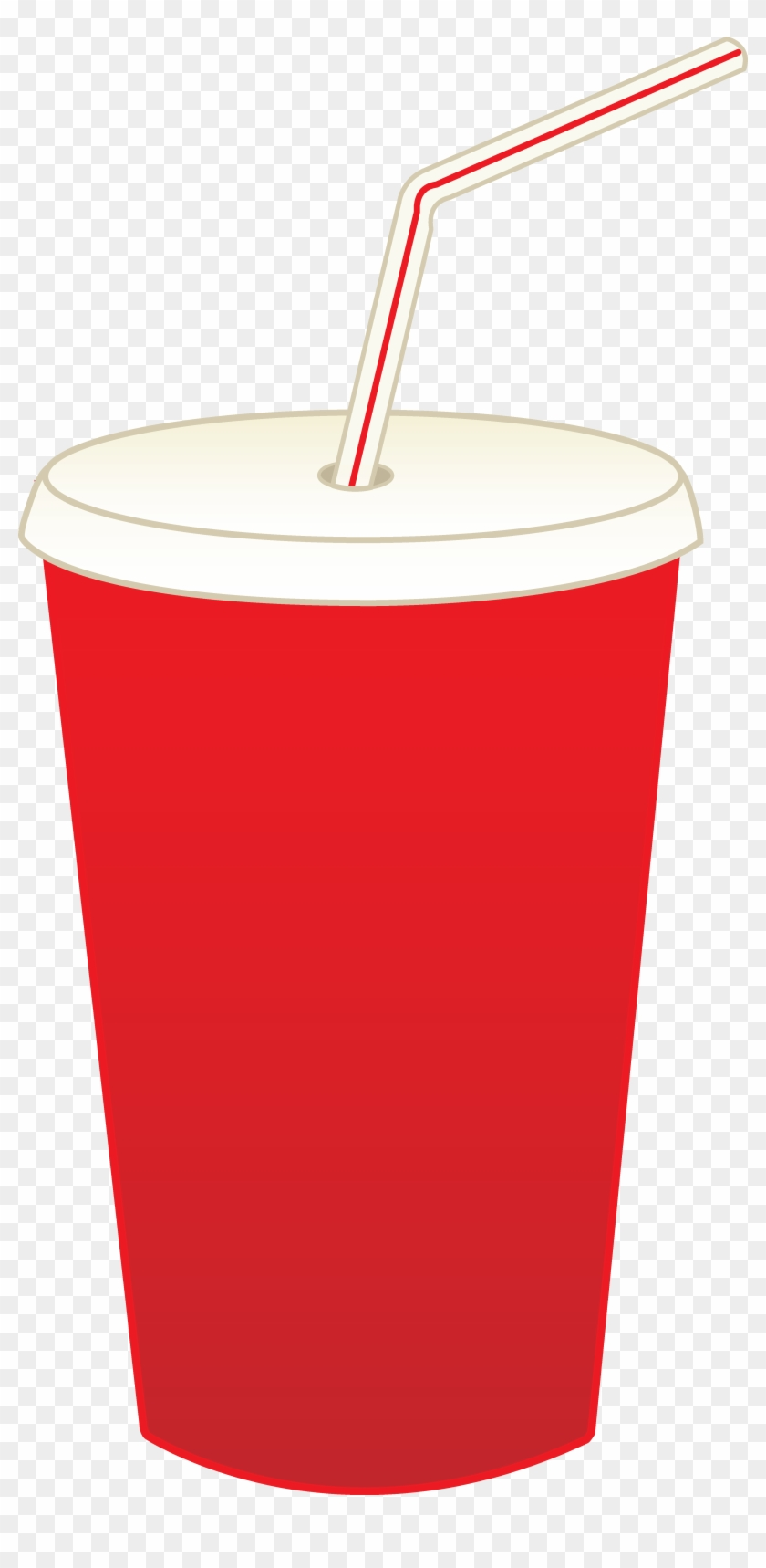 Clip Art Picture Soda Pop Cup - Movie Drink Clip Art #369474