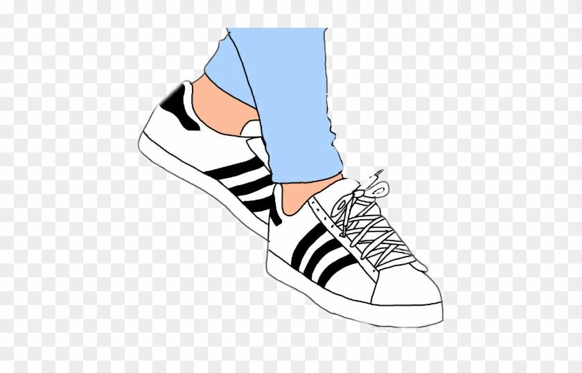 Legs Feet Shoes Adidas Tumblr Adidas Stan Smith With Stripes
