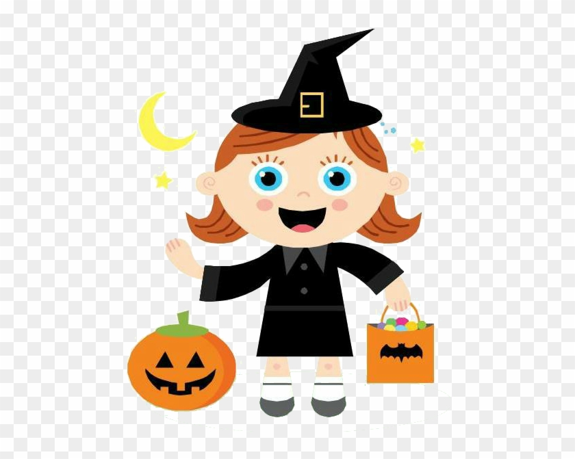 Halloween Trick Or Treat Clipart.Halloween Girl Cliparts Knock Knock Trick Or Treat Song Lyrics Free Transparent Png Clipart Images Download