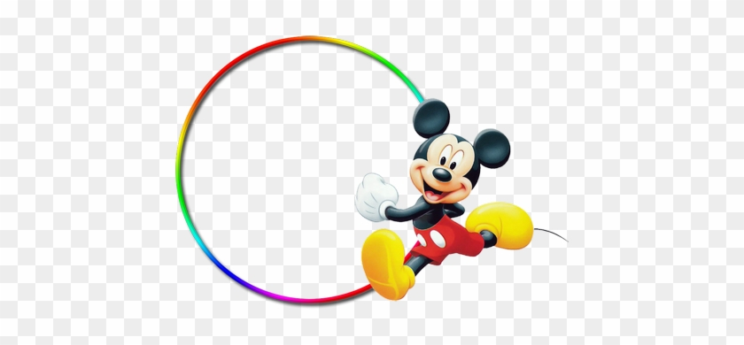 Disney Photo Frame Png Mickey Mouse Png Free Transparent Png