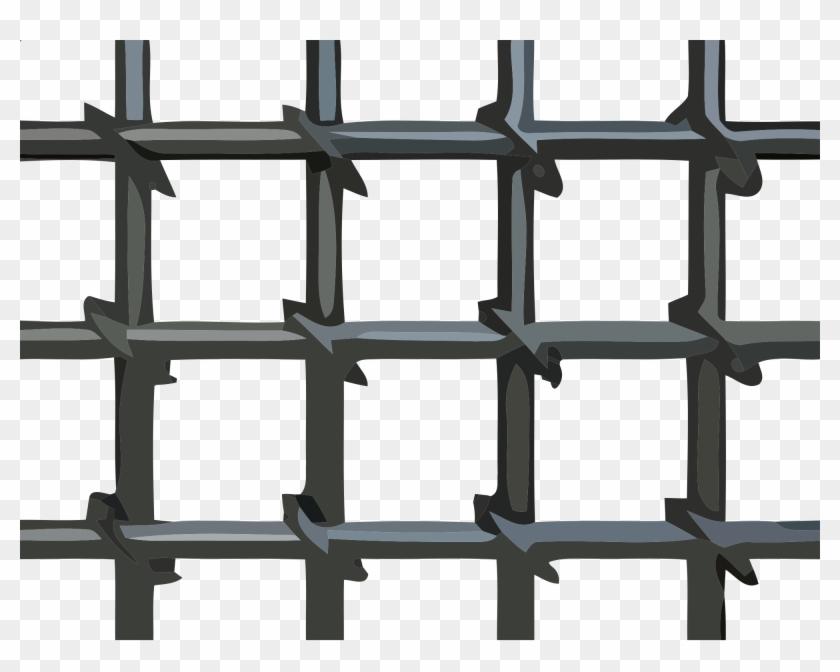 On Hdimagelib,rusty Jail Bars Stock Illustration Illustration - Prison Bars Svg #370105