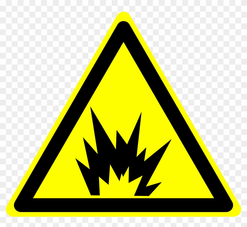 Animated Explosion Clip Art Clipart Fire And Explosion Hazard