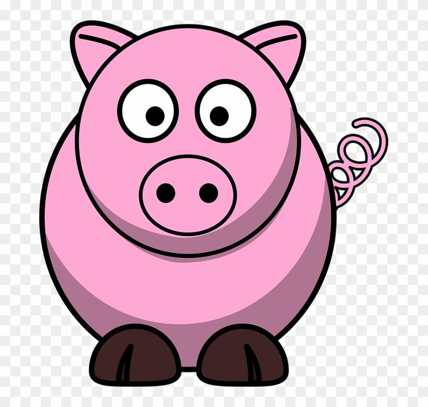 Cartoon Pigs - Edmond Memorial High School #370240
