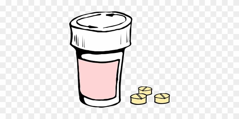 Legislators Want Ag To Stop Generic Drug Price Gouging - Pill Bottle Clip Art #370258