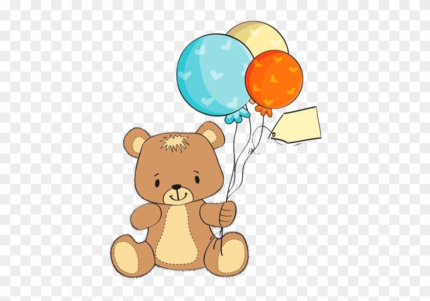 teddy bear wedding invitation baby shower greeting teddy bear