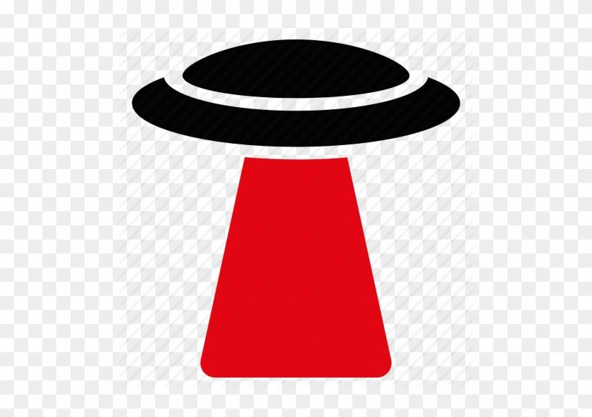 Saucer Clipart Alien Invasion - Alien Spaceship Icon #370767