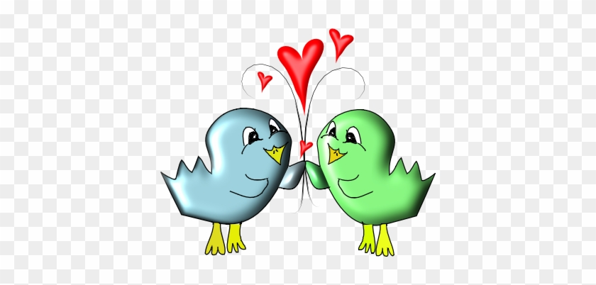 Cute Valentine Love Bird Clipart Drawing Free Transparent Png
