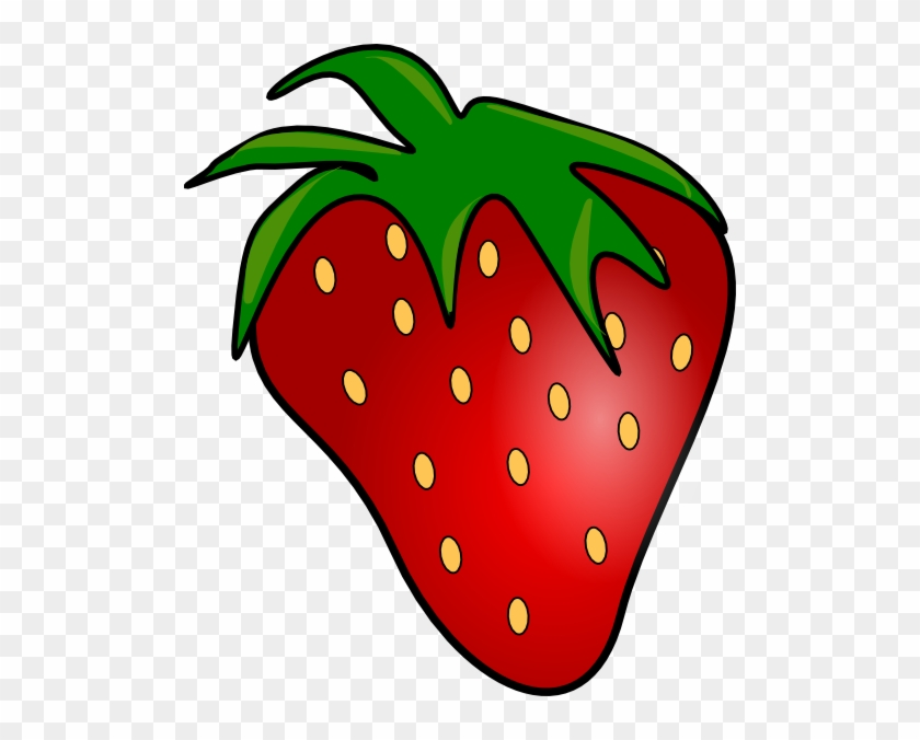 Cute - Strawberry - Clipart - Strawberry Class Room Decoration #371021