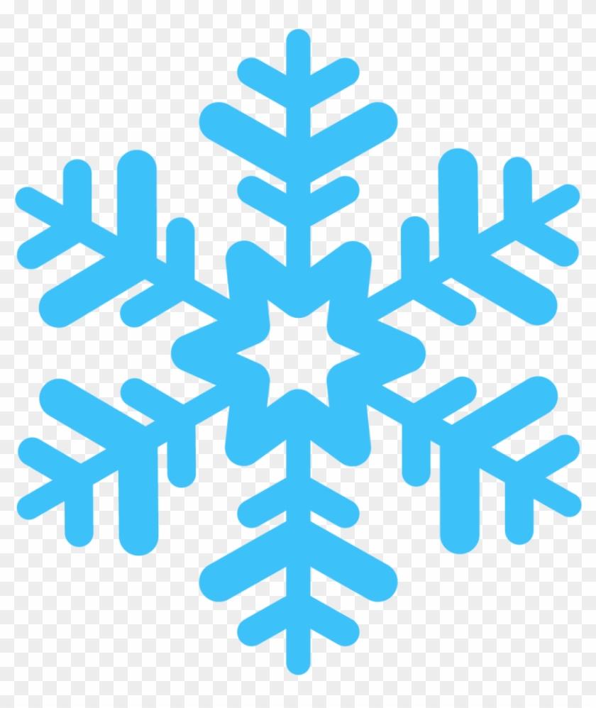Snowflake Clipart January - No Snow Flake Mugs #371139