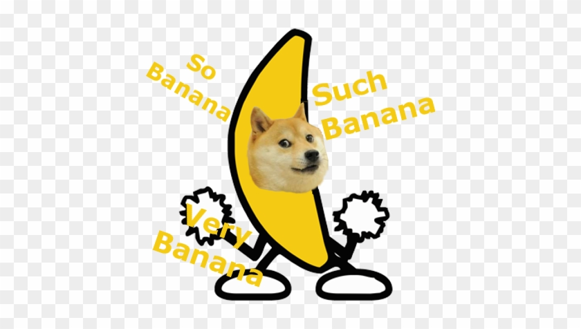 Banana Doge Roblox Peanut Butter Jelly Time Free Transparent Png