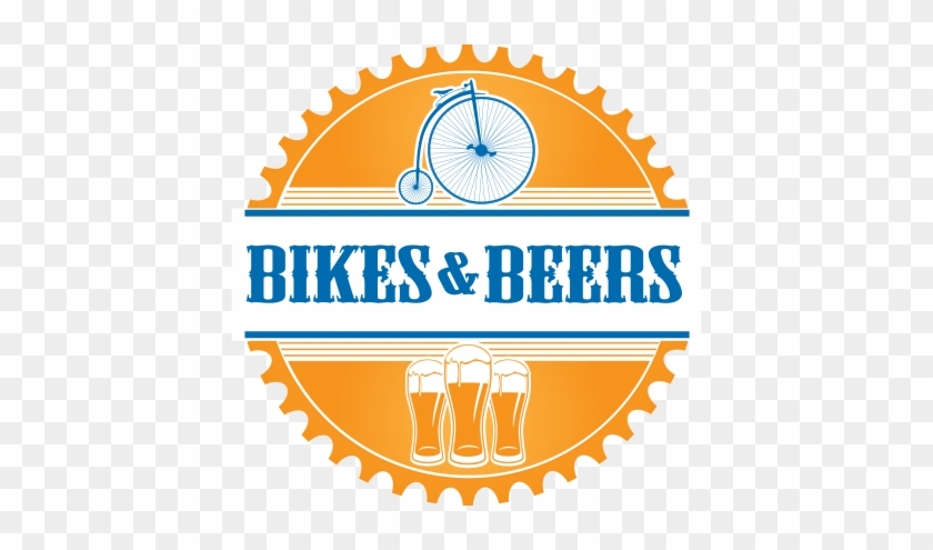 Email Us - Bikes And Beers Glass #371621
