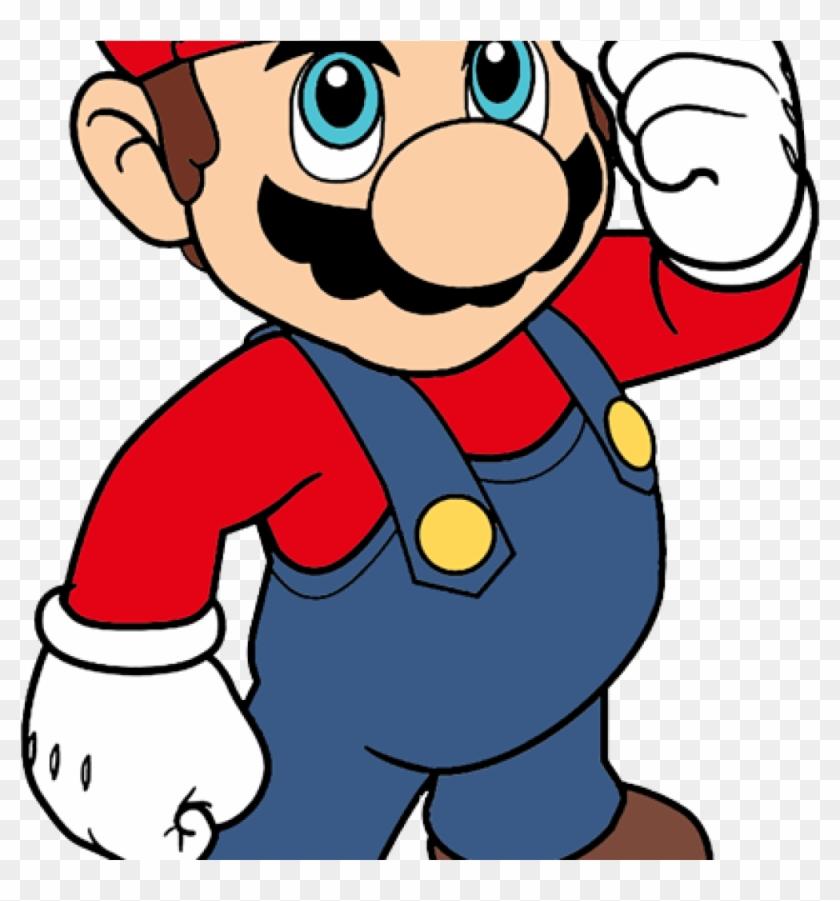 Mario Clipart Super Mario Bros Clip Art Cartoon Clip - Mario Coloring Pages To Print #371940
