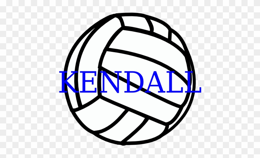 Love Volleyball Svg #371997