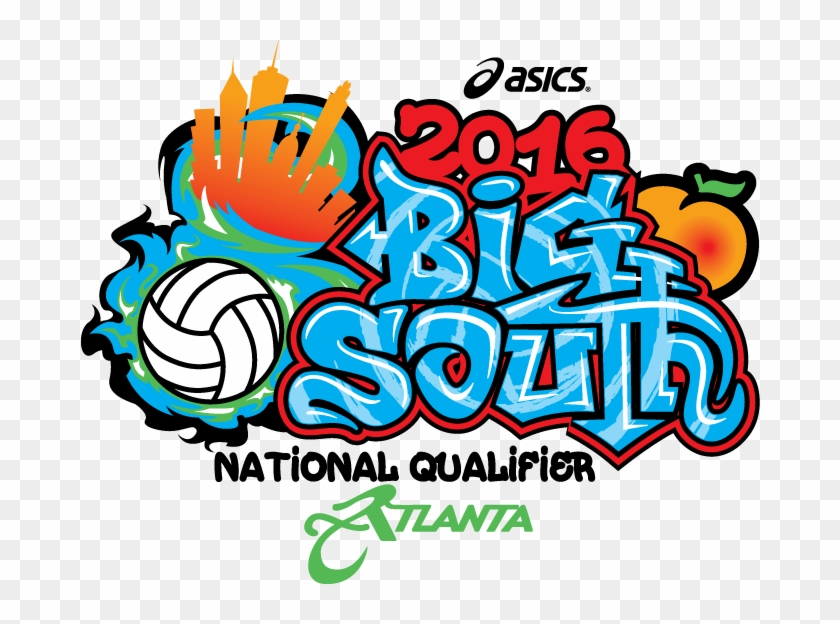 Big South National Qualifier March 25-27, 2016 Information - Big South Volleyball Logos #372592