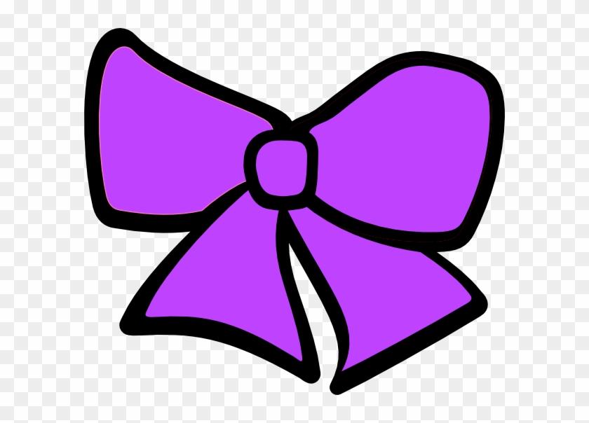 Birth Hair Bow 3 Clip Art At Clker - Clip Art Hair Bows #372606