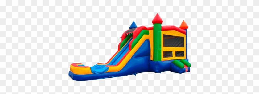 Castle Combo Wet Or Dry - Pj Masks Bounce House #372827