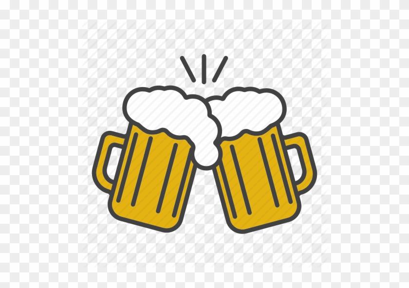 Beer Mug - Beer Mugs Cheers Png #372848
