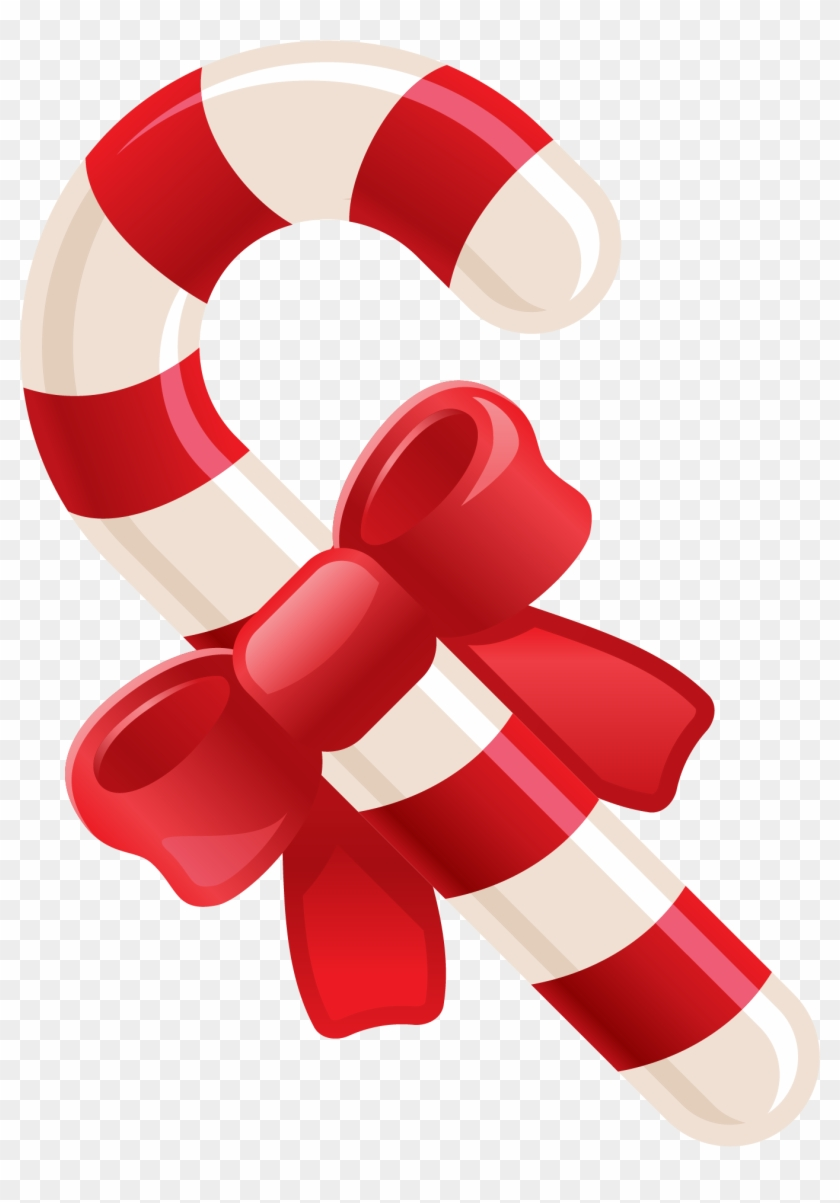 Christmas Candy Cane Png #372850