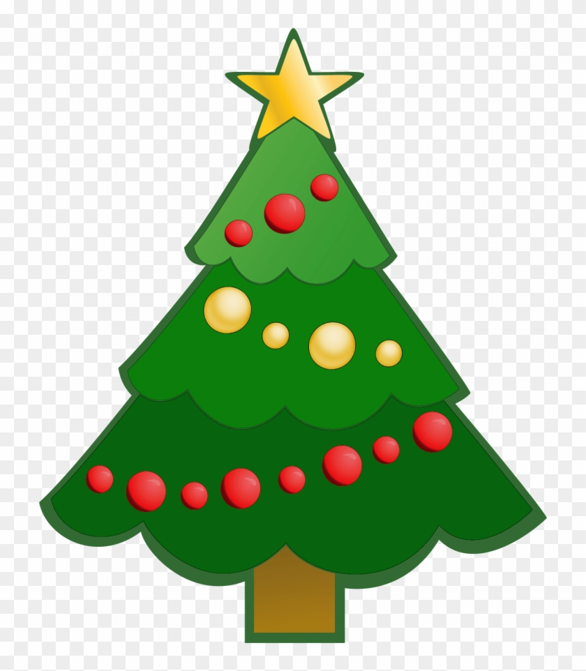 Christmas ~ Merry Christmas Clip Art Words Clipart - Christmas Tree Svg Free #372977