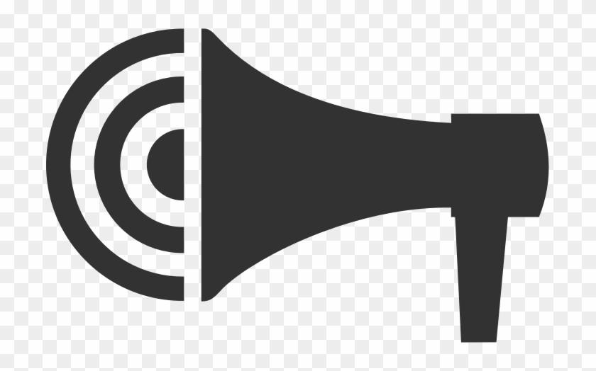 Clipart Megaphone Icon - Icon #373024