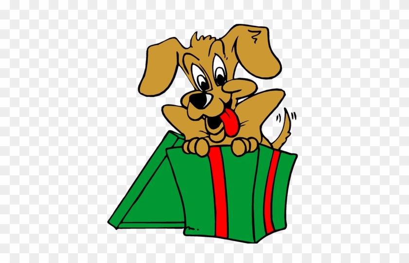 Funny Santa Christmas Image Reindeer Free Public Domain - Christmas Clip Art #373487