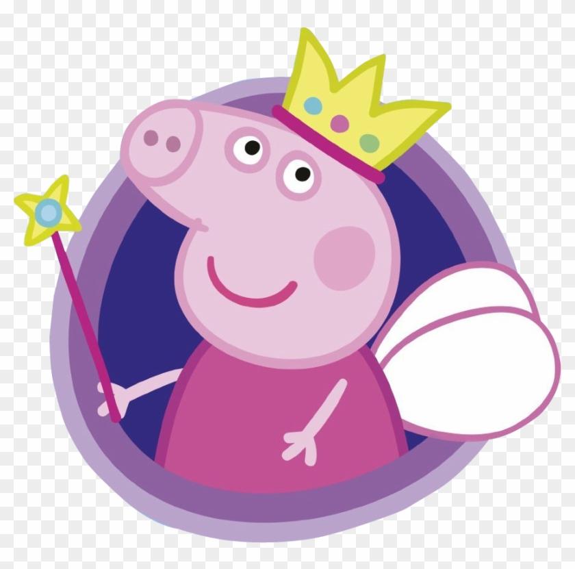Imágenes De La Peppa Pig Con Fondo Transparente, Descarga - Happy 2nd Birthday Daughter #373671