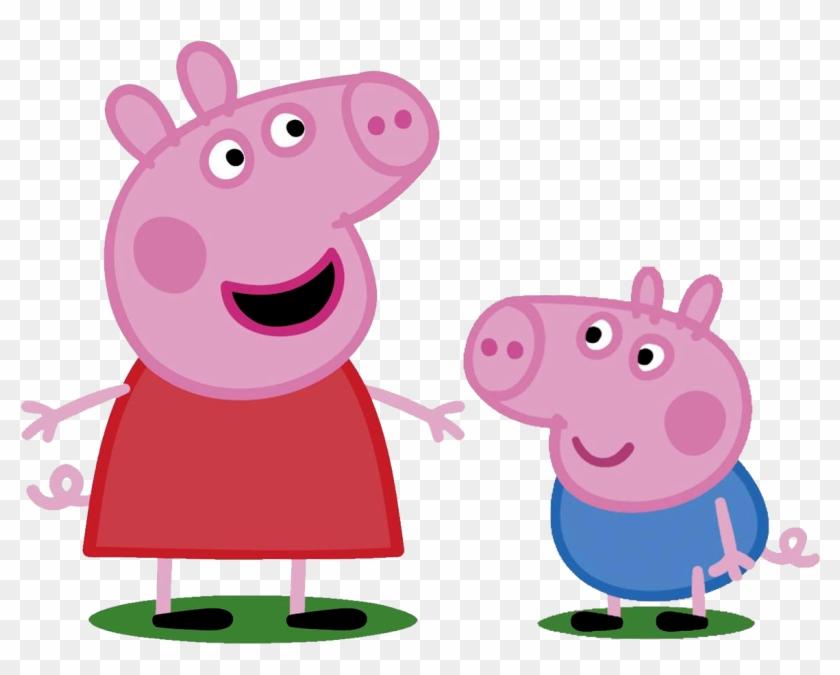 Daddy Pig Mummy Pig George Pig - George From Peppa Pig - Free