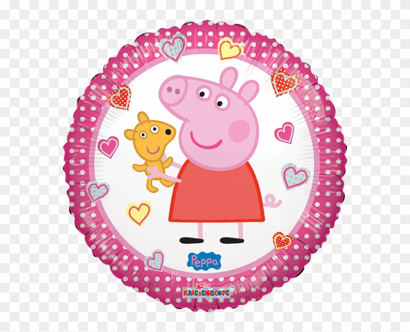 Denuncian Peppa Pig - Happy 4th Birthday Peppa Pig #373682