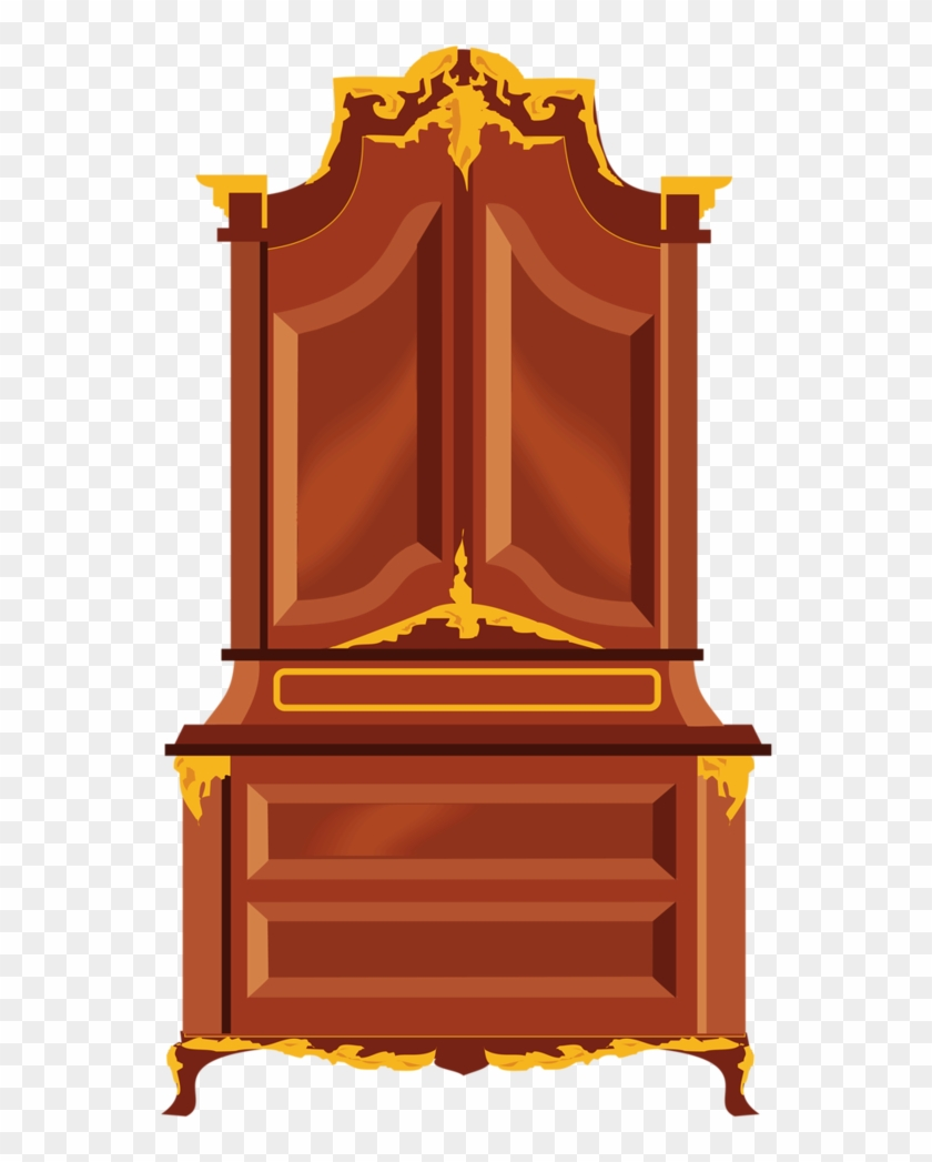 Móveis E Objetos Da Casa - Furniture Clipart #373759