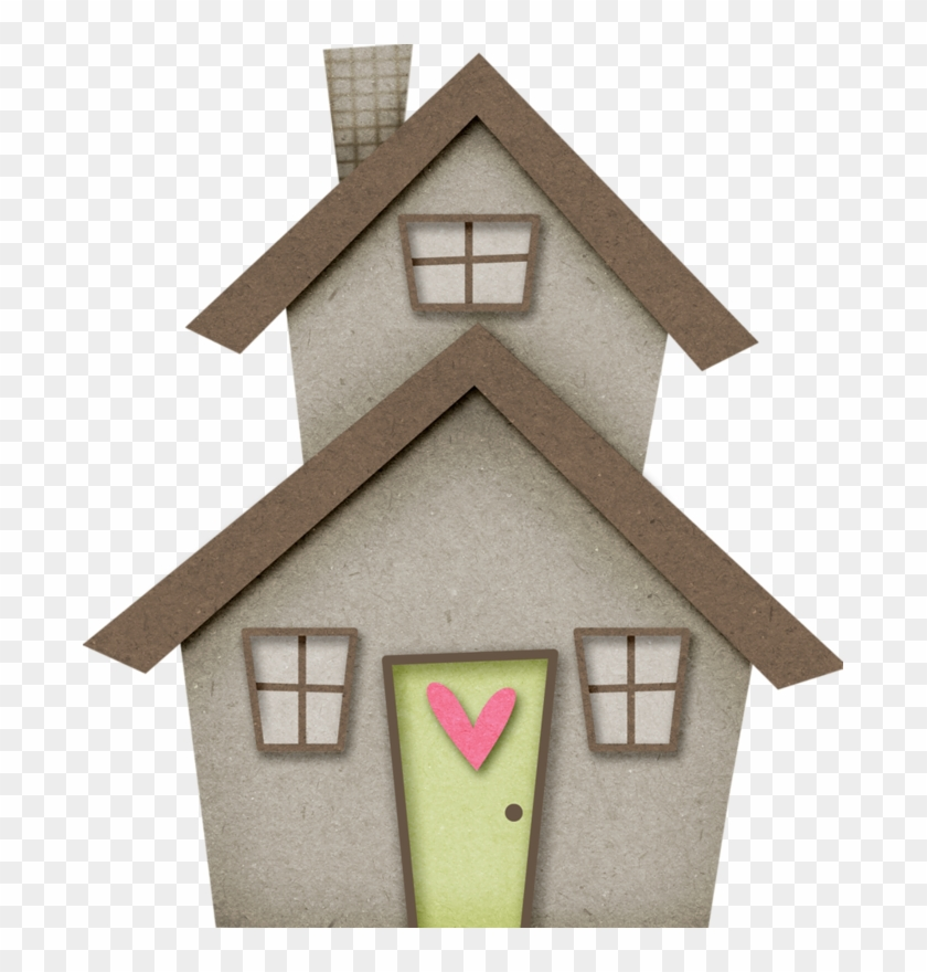Fayette T4f Home - Cute Little House Clipart #373786