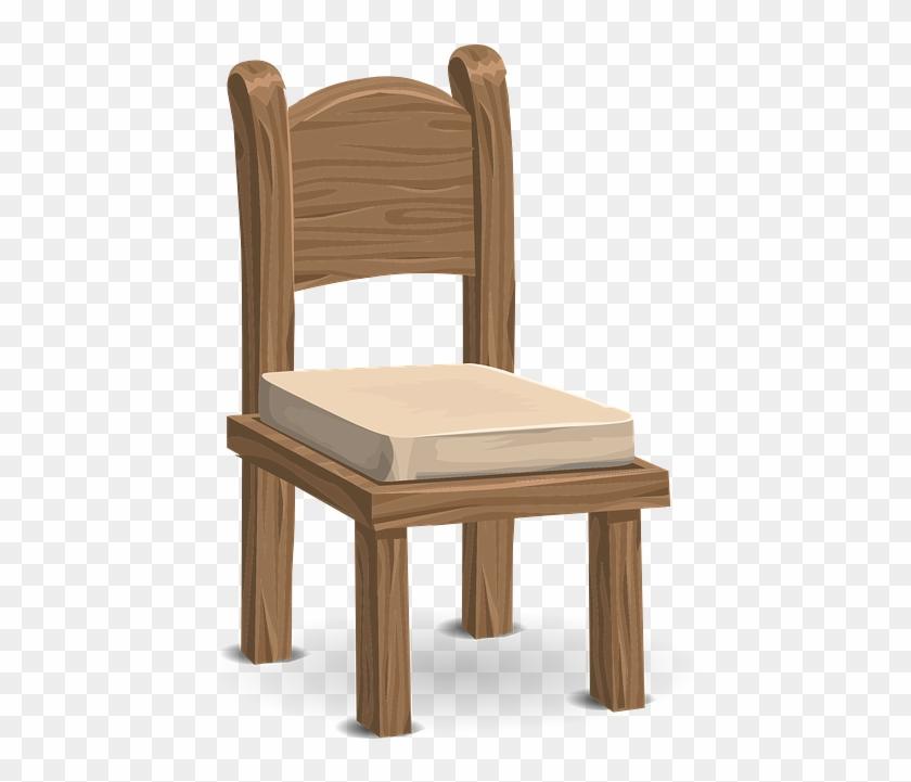 Móveis E Objetos Da Casa - Flashcards Chair #373813